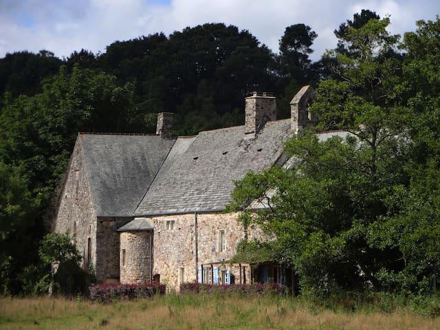 Ancien Prieure 12 ieme siecle - Brix - House