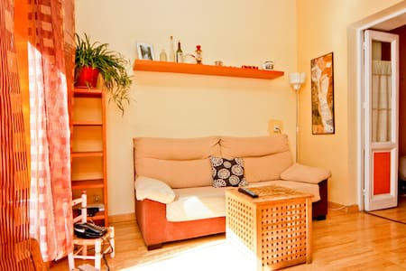 Central Flat WiFi NO CLEANING FEE! - Madrid