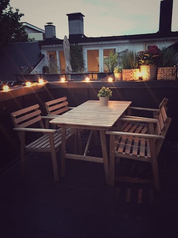 Beautiful 2BD in central location! - Oslo - Apartment