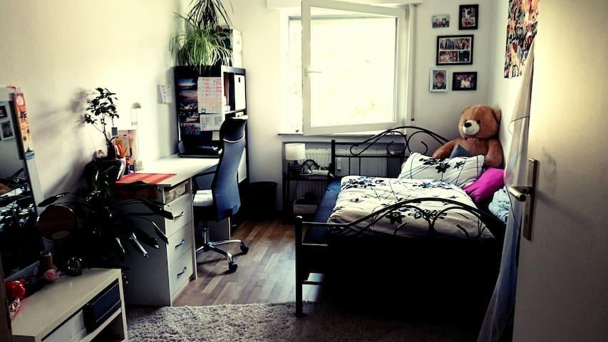 Zimmer in Wohngemeinschaft - Heilbronn