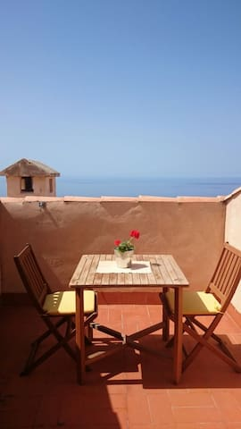 apartment with sea views - Banyalbufar - Apartamento