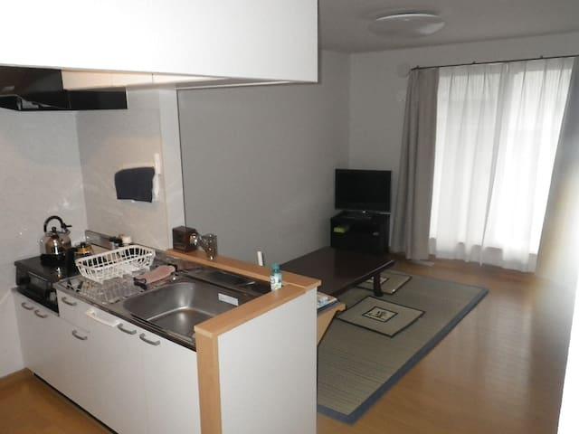 A room abeken - Kamikawa - Apartment