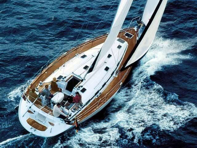 Barca a vela Bavaria 50