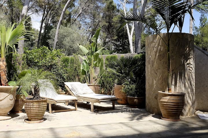 Dream home, views, garden heaven, private parking - Palma - Dům