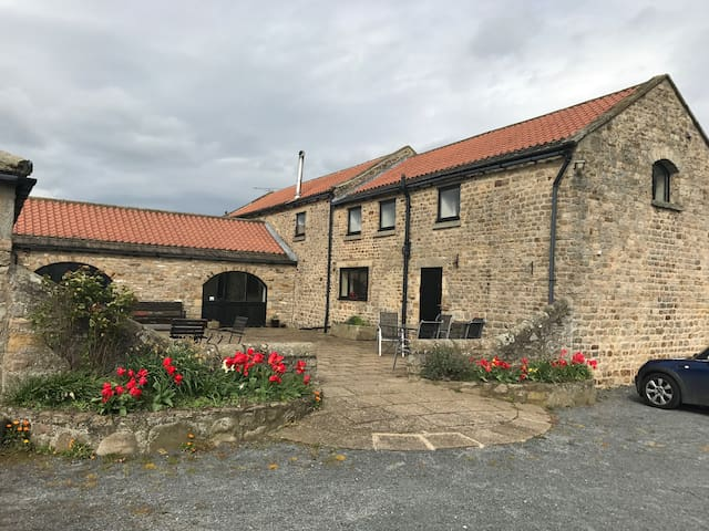 The Granary Cottage - Broken Brea - North Yorkshire - Feriehjem