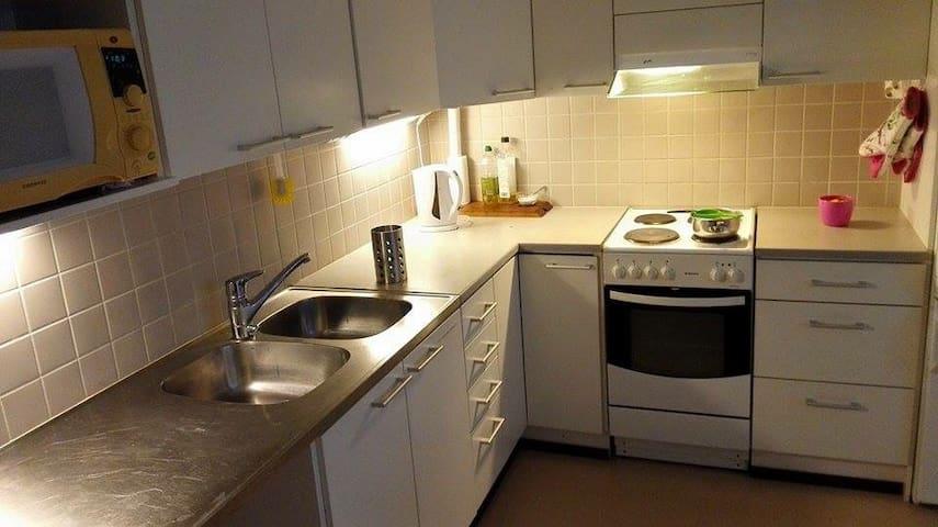 ....newly renovated kitchen
