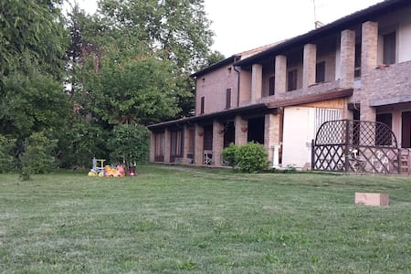 camera libera - Cavezzo - Bed & Breakfast