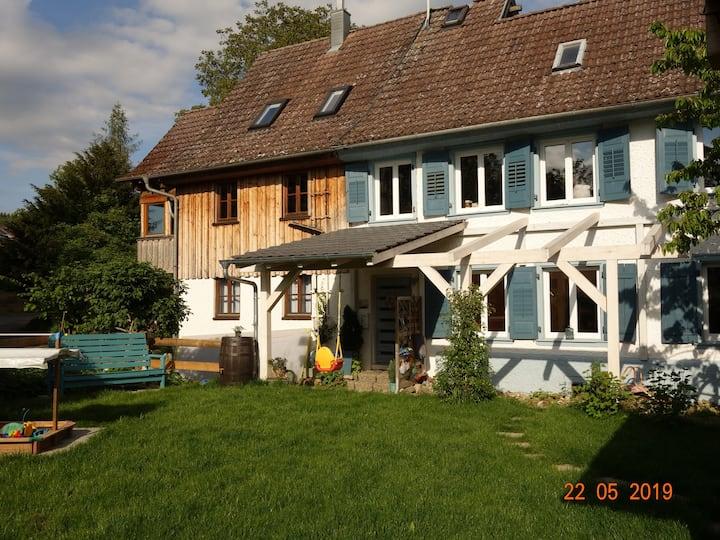 Kehlhof 1 - Maisonette at Lake Constance