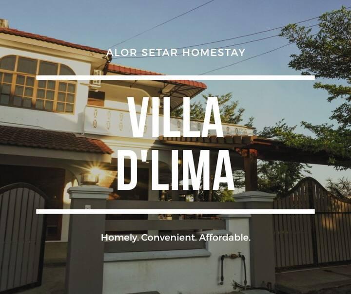 Alor Setar Homestay- Villa D'lima