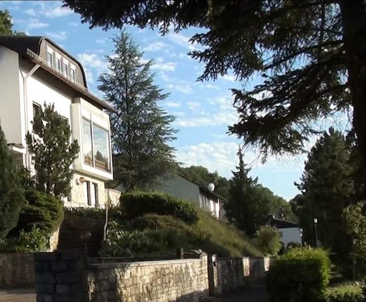 Wohnen am Waldrand-Ferienwohnung Im Tal Meisenheim
