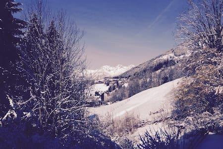 Open plan Bichlalm flat - Kitzbühel - Departamento