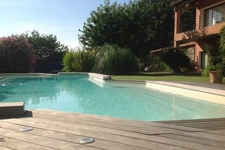 CHAMBRE CLAIR DE LUNE - Le Castellet - 住宿加早餐