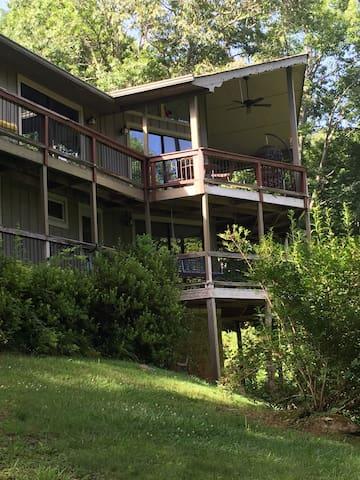 Casa de Montana, Sky Valley, GA - Sky Valley