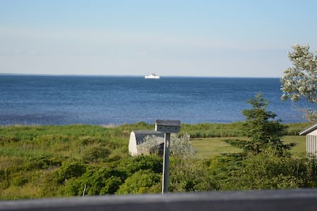 Beach retreat on a sandy beach. - Pictou - House