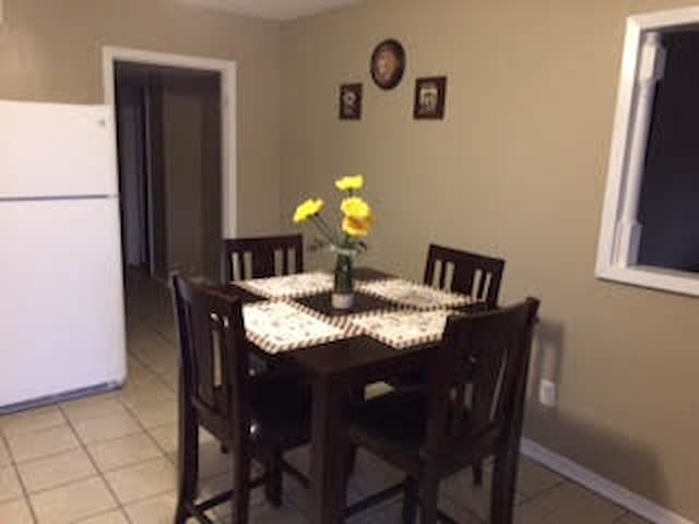 TWO BEDROOM  APT near New Orleans area