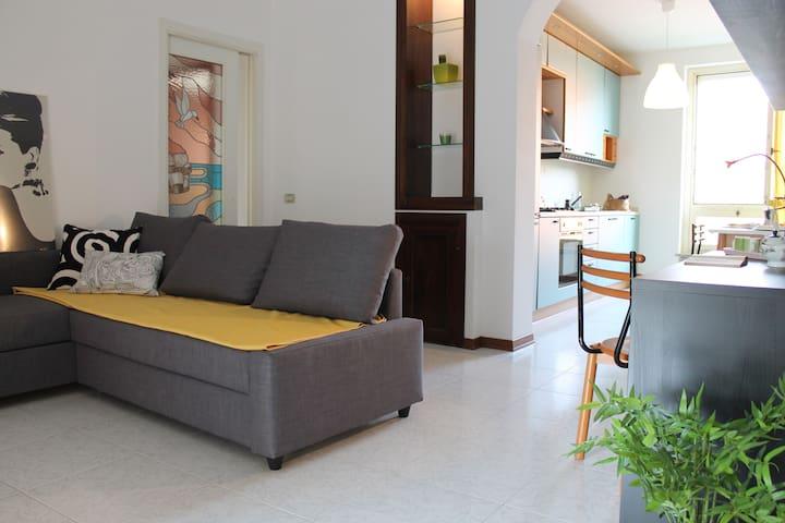 Luminosissimo accogliente bilocale - Cerro Al Lambro - Apartment