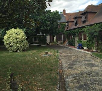 Maison dans village Briard typique - Audeville - Hus
