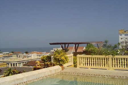 Cartagena Walled City Magical Apt - Cartagena - Appartement
