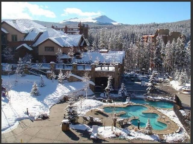 Ski in Ski Out Location (Nov 24th - Dec. 1st 2017)