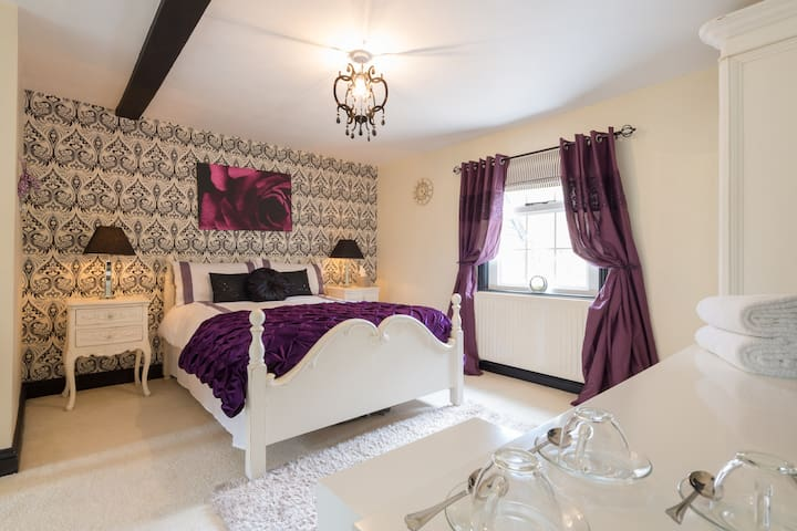 Large Suite In Lovely Georgian Home - Tingrith - Dom