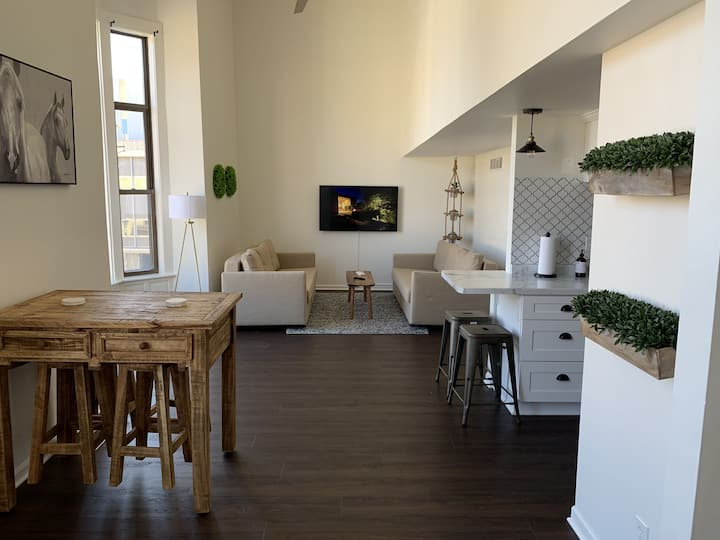 Newly Remodeled condo sleeps up to 10 by Fiserv