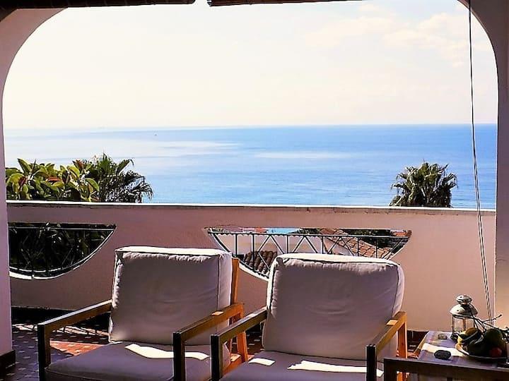 Wonderfull mediterranean view