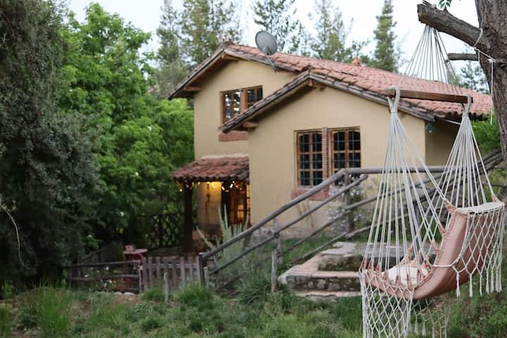 Hermosa casa en Hacienda privada en Sacsayhuaman