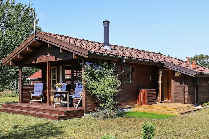 5 person holiday home in Jerup