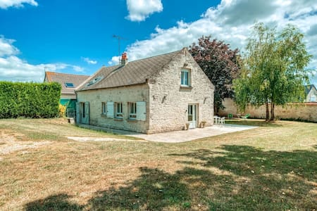 Cozy Farm House in Boncourt with Barbeque