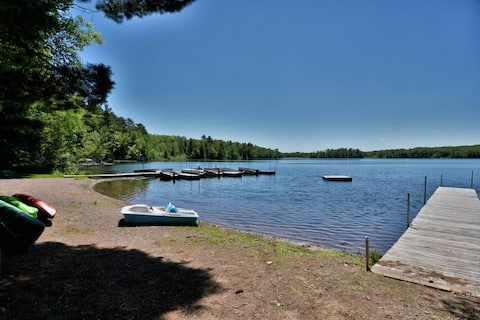 Deer Trail Resort Lakeside 8 - Hosted by North Country Vacation Rentals