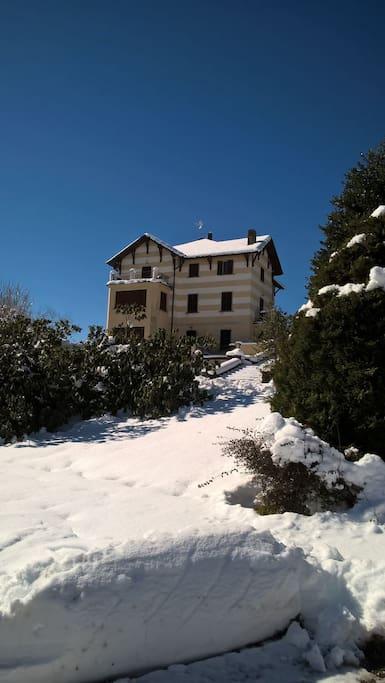 Lago Alto period House