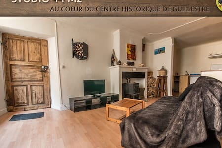 Studio centre historique Guillestre - Guillestre - Apartment