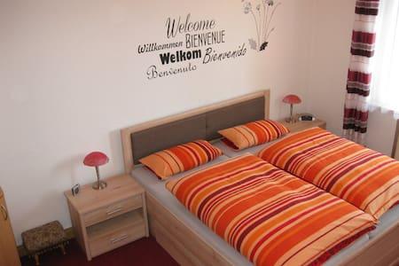 Urlaub in Radebeul und Dresden - Radebeul - Apartment