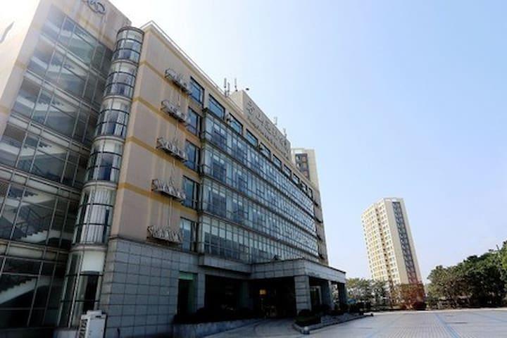 苏体方山运动公寓 - 商务套间