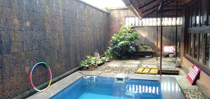 Gokarna Home with a Pool [ #KAGKR001]
