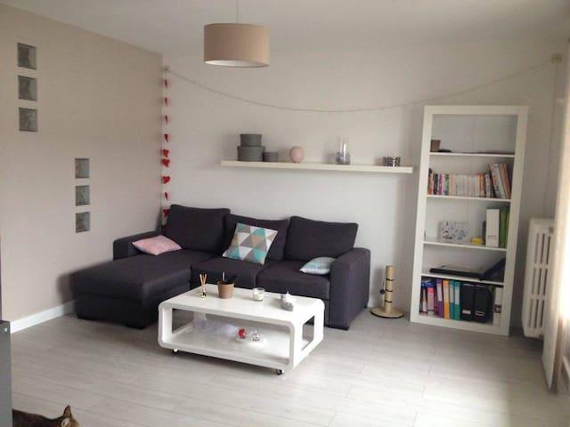 Appartement calme et lumineux sur Angers - Angers - Apartment