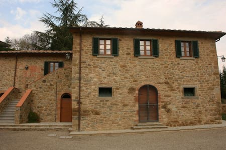 Casa Antica, sleeps 7 guests in Rigo - Monte San Savino