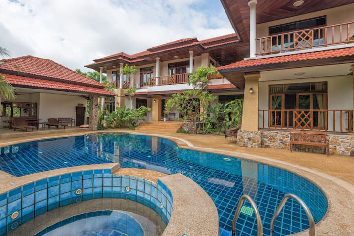 Noi's Palace - Mansion - Private swimming pool - Ban Chang