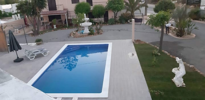 Guest House bela alexandra FUSETA Moncarapacho