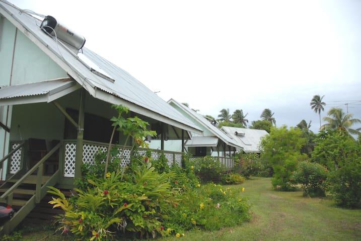 Gina's Garden Lodges, Aitutaki