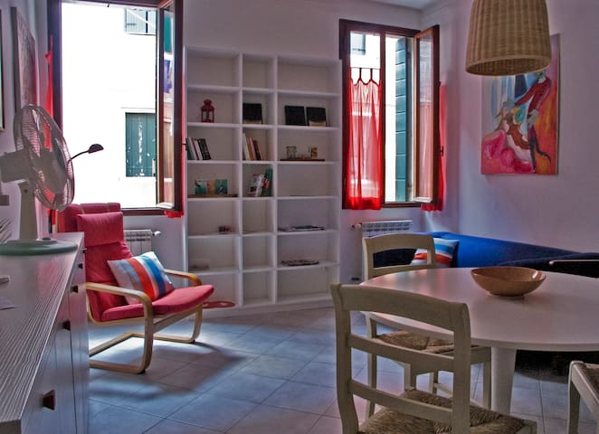 Apartment ideal for the Biennale, but not only!