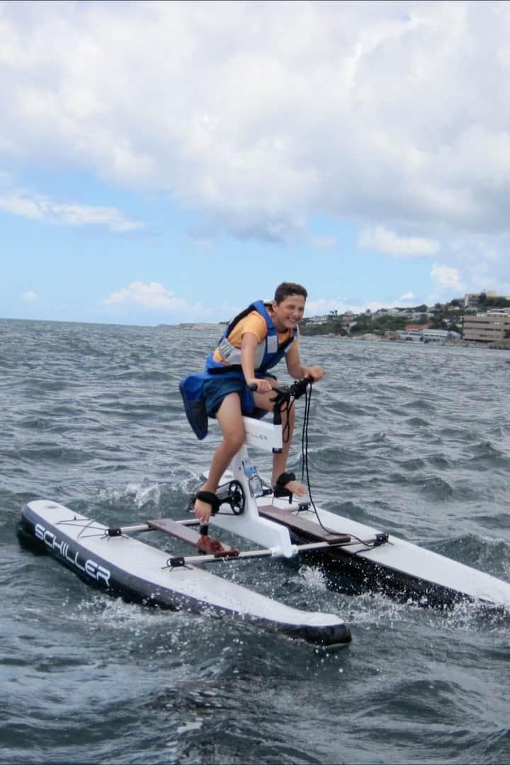Fun on the Ocean adventure activity