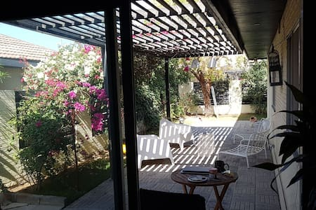 Very nice and quiet villa - Dubai - Huis