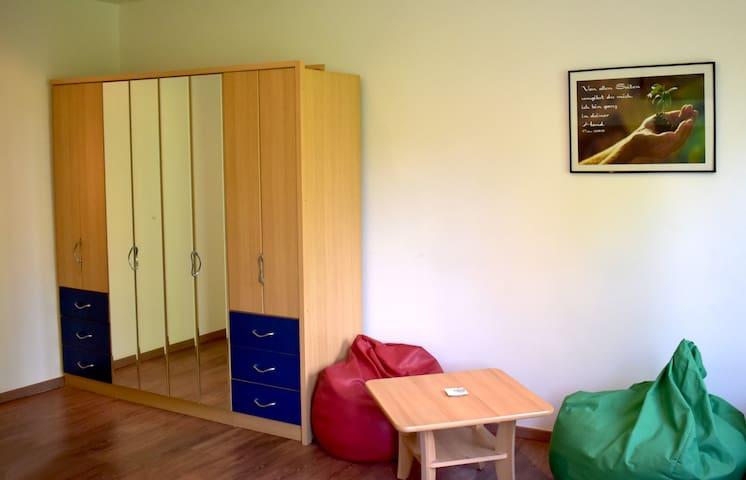 Schlafzimmer, Schrank