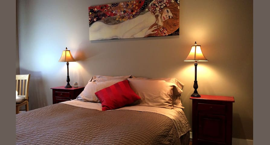 Sankta Amo Guest Room - Duncan - Bed & Breakfast