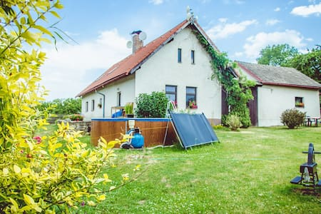 Rural Attic Apartment Na Kacinach - Bystřice - Διαμέρισμα
