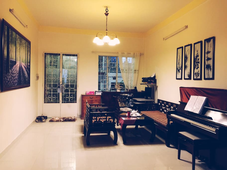 Room For Rent Ho Chi Minh