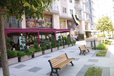 AKBATI MALL- AKKOZA (3 BEDROOMS) - Esenyurt
