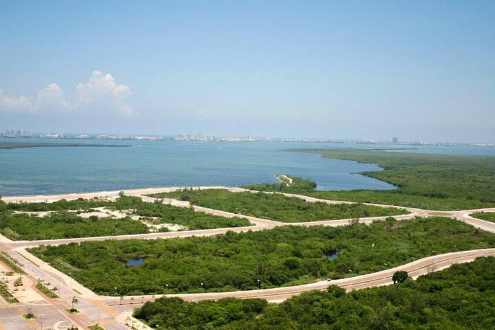 Apartment, spectacular views, mall - Канкун - Квартира