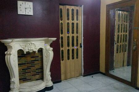 cozy two rooms and reception in the city center - Al Qbeisi